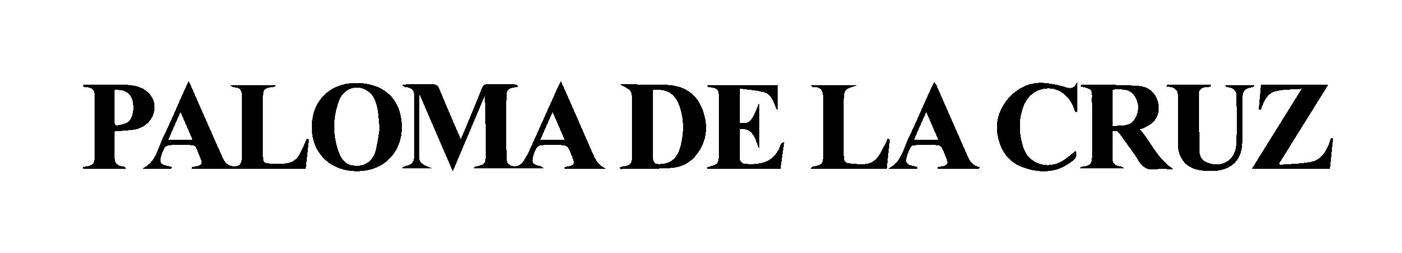 Paloma de la Cruz